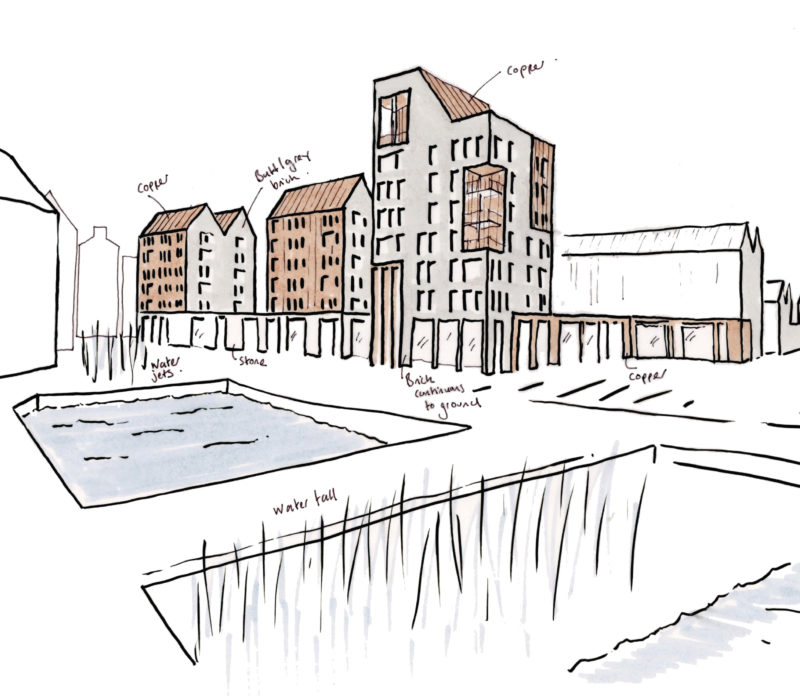 Water Row Masterplan 07